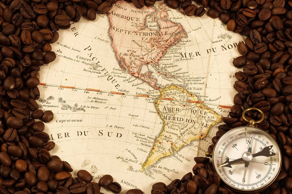 Coffee History in the Americas
